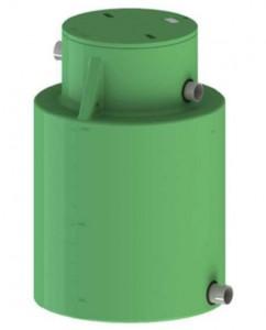 Cuve de rétention 1.000 litres