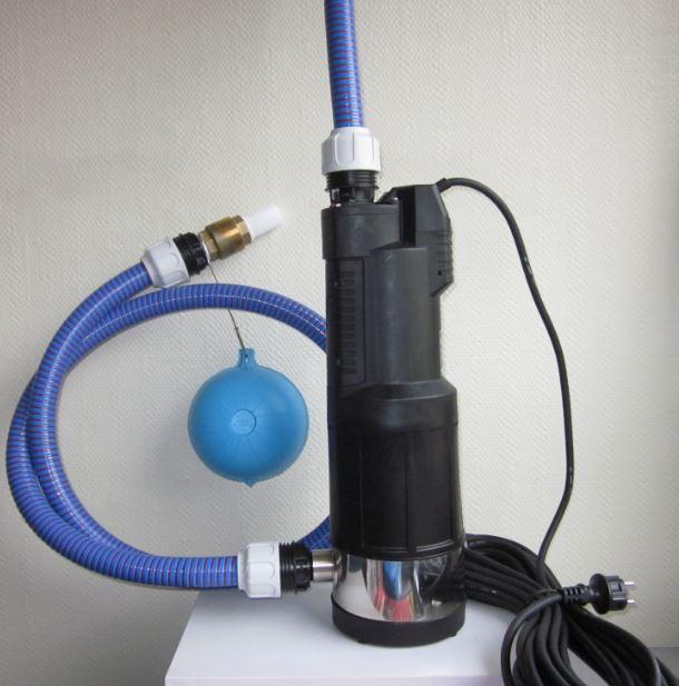 Les pompes aquafree t l for Pompe pour mare