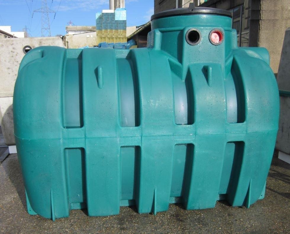 Cuve Aquafree PEHD 3.000 litres