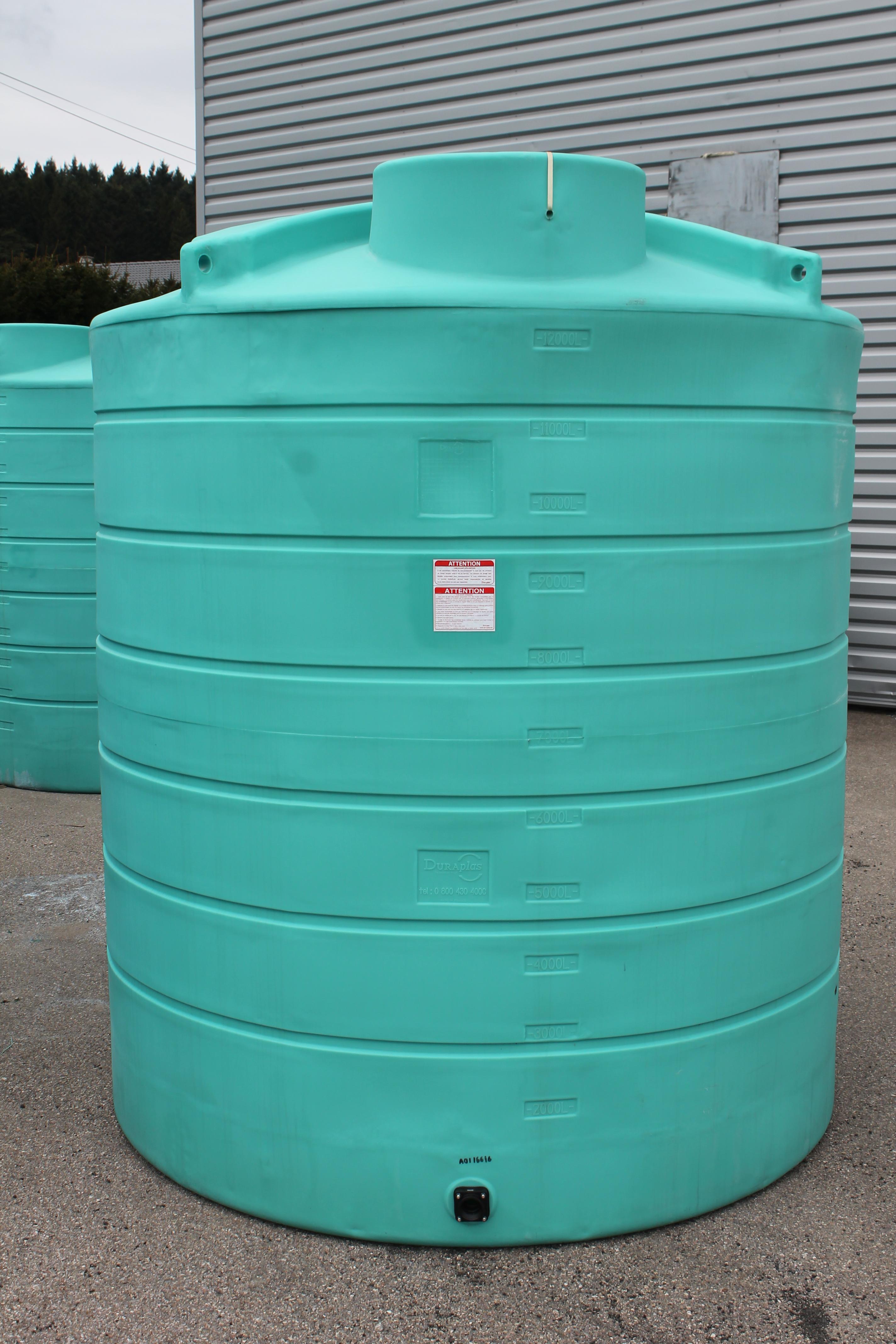 Cuve à engrais de 12.500 litres